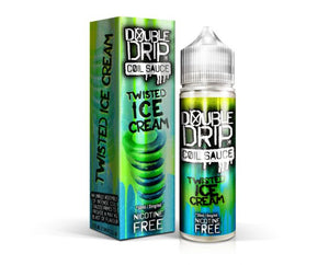 Double Drip 50ml - Twisted Ice Cream by en-ex