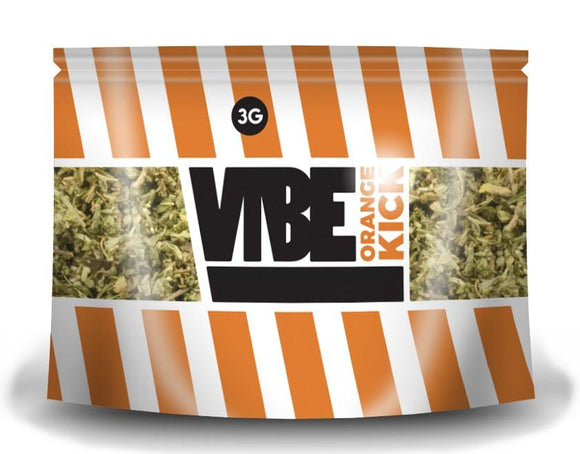 Vibe Orange Kick CBD 1g - 20% by en-ex