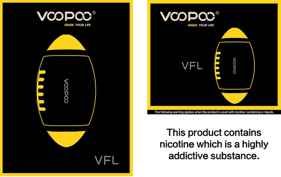 Voopoo VFL Kit TPD