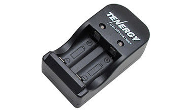 Tenergy RCR123A Li-ion Charger
