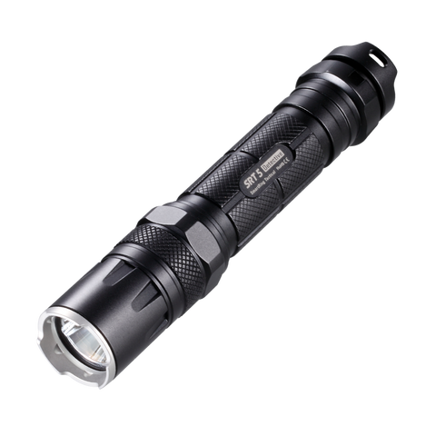 Nitecore SmartRing Tactical series - SRT5 Detective - Black