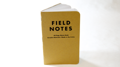 Field Notes - Original, Graph Paper, FN-01 (3-pack)