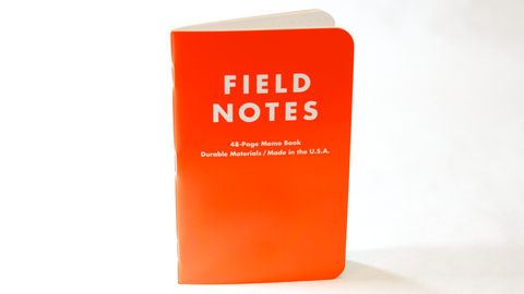 Field Notes Colors - Expedition, Dot Grid Graph Paper, FNC-17 (3-pack)