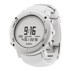 Suunto - Core - The Outdoor Watch - Alu Pure White