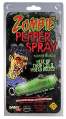Sabrered Zombie Pepper Spray