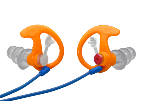 SureFire EarPro EP4 Sonic Defender Plus - Orange
