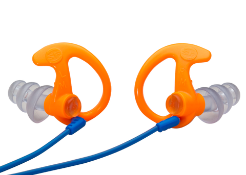 SureFire EarPro EP5 Sonic Defender Max - Orange