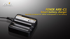 Fenix ARE-C1 battery charger - 18650