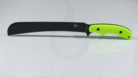 Ka-Bar Zombie Pestilence Chopper