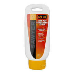 Sawyer - Stay Put Sunscreen - SPF 30 -  8 oz - SP1188
