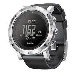 Suunto - Core - The Outdoor Watch - Brushed Steel