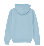 grantLOVE Hoodie Light Blue Back