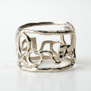 grantLOVE Ring - Sterling Silver