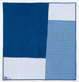 Blue grantLOVE x Zink Quilt to benefit Project Success