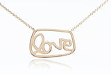 grantLOVE Necklace - 18K Gold