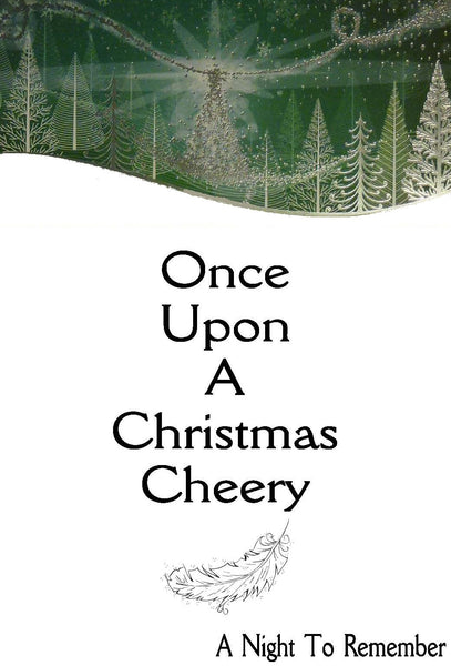 ONCE UPON A CHRISTMAS CHEERY