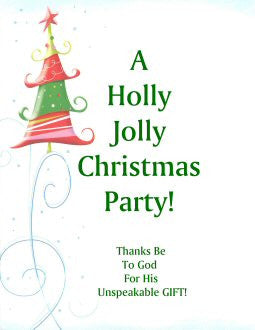 A Holly Jolly Christmas Party!