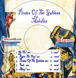 PIRATES OF THE GALILEAN MELODIES