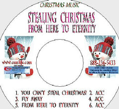 Stealing Christmas Melodies