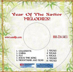 YEAR OF THE SAVIOR Melodies