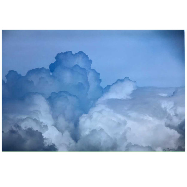 DIANE ALLISON Photograph Print, Shades of Blue