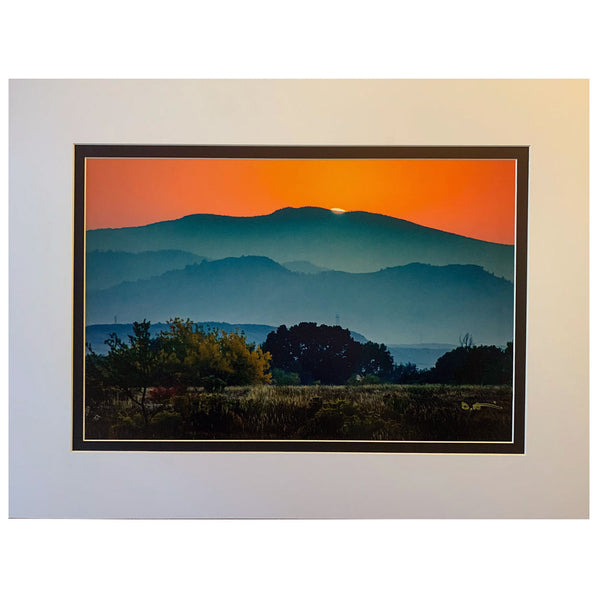 DIANE ALLISON Photograph Print, Sunset Perfection
