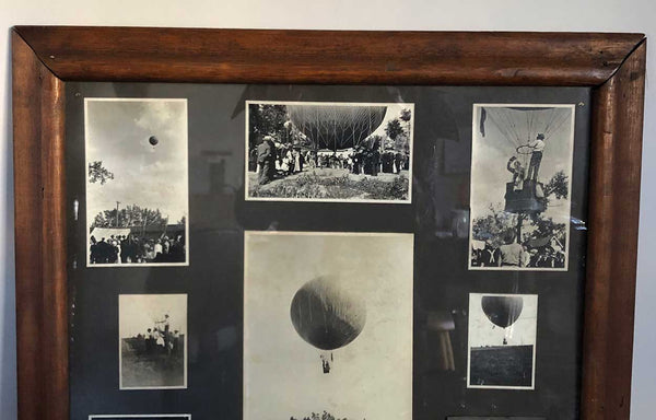 Assembled Set of 11 American Photographs, Helium Balloons