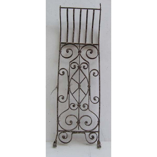 English Victorian Wrought Iron Balusters (sold per piece)