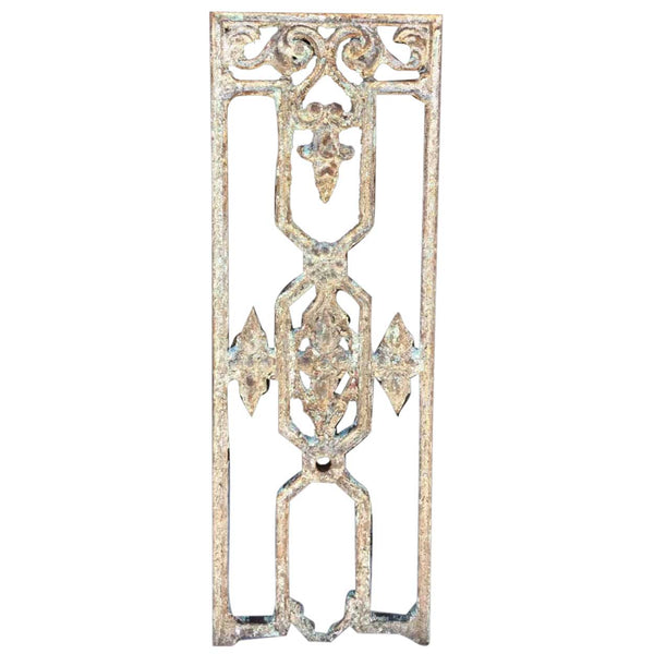 English Victorian Cast Iron Baluster (sold per piece)