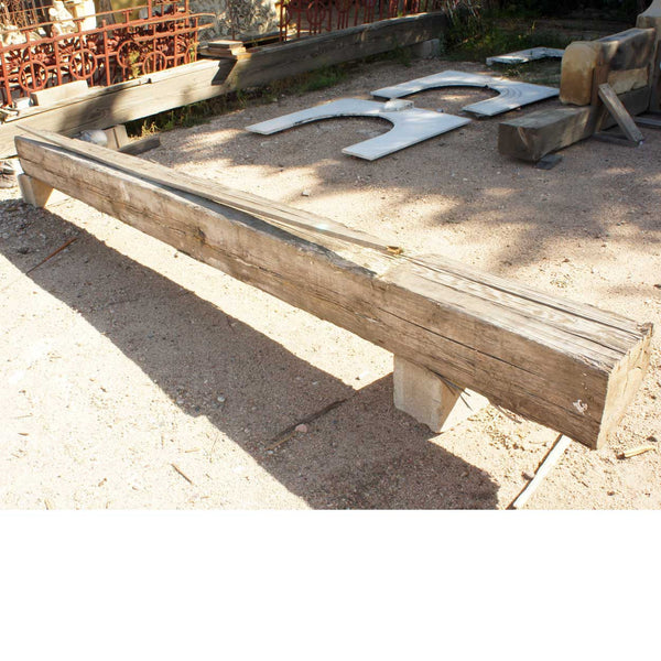 Large American Victorian Pine Beam