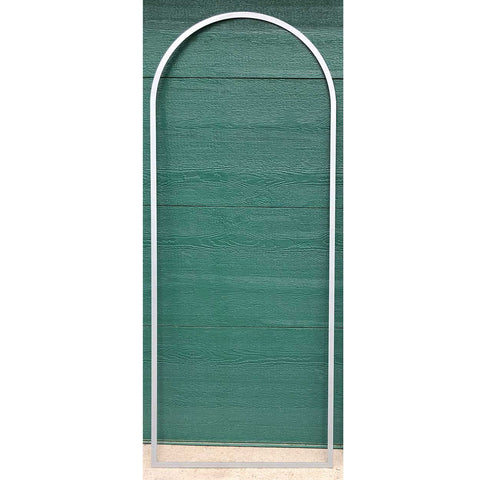 Large American Powder Coated Steel Arched Architectural Window Trim (5 available)
