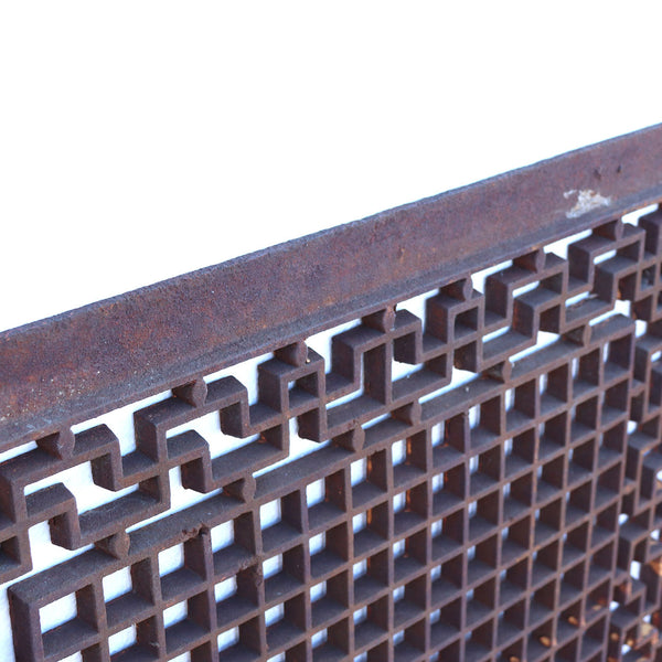 American Victorian Cast Iron Cold Air Return Vent