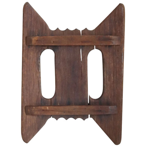 American Primitive Wooden Yarn Winder Tool