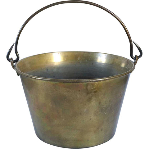 American H. W. Hayden for Waterbury Brass Company Jelly Pot Bucket