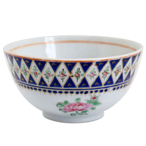 Small Chinese Export Porcelain Tea Bowl for the Persian Market