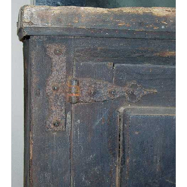 Early Portuguese Chestnut Cupboard