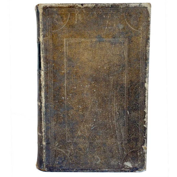 Leather Bound Book: An American Statesman