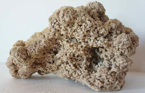 Very Large Selenite Desert Rose Crystal Cluster Rock Formation
