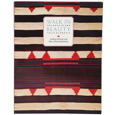 Book: Walk in Beauty: The Navajo and Their Blankets by A. Berlant & M. H. Kahlenberg