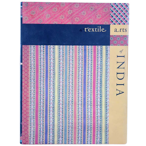 Vintage Book: Textile Arts of India by Kokyo Hatanaka