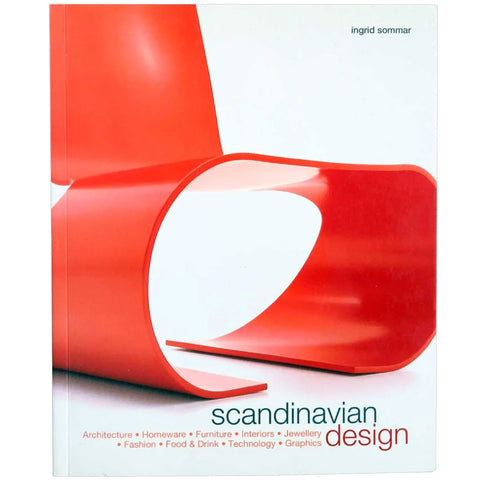 Book: Scandinavian Design by Ingrid Sommar