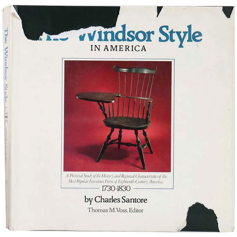 Vintage Book: The Windsor Style in America, Volume I by Charles Santore