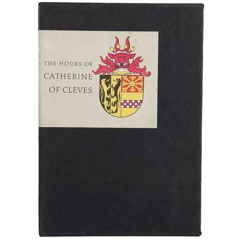Vintage Book: The Hours of Catherine of Cleves by John Plummer