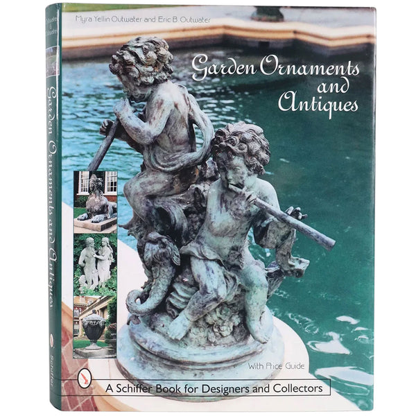 Book: Garden Ornaments and Antiques by Myra Yellin Outwater