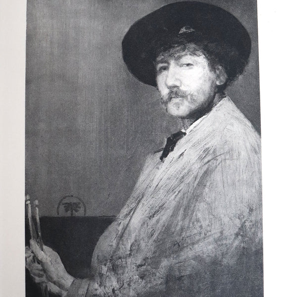 Book: The Life of James McNeill Whistler, Volume  2 by E.R. Pennell &  J. Pennell