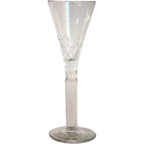 German Liqueur Glass Stemware