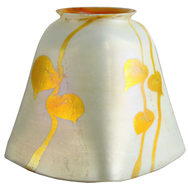 American Art Glass Lamp Shade