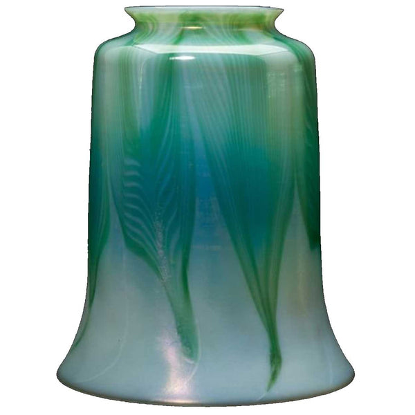 American Tiffany Studios Reactive Glass Shade