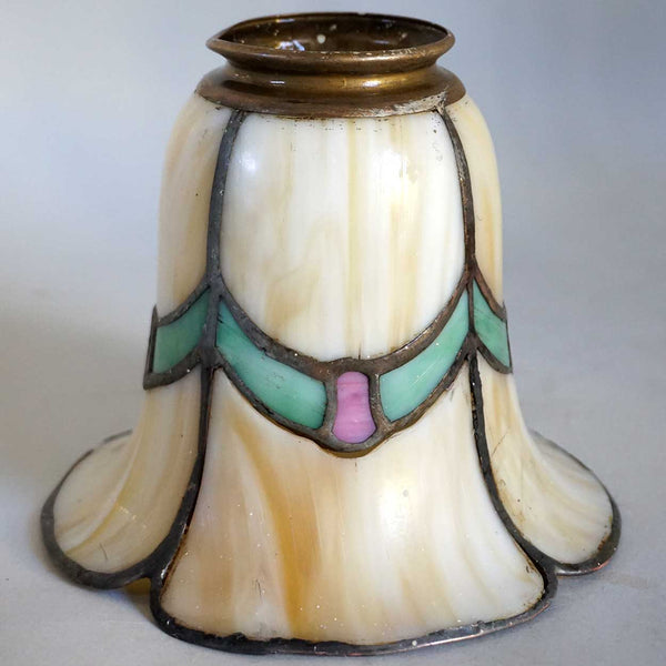 American Leaded Glass Lamp Shade