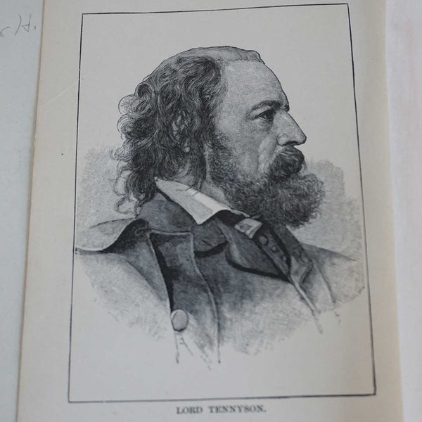 Book: The Poetical Works of Alfred Lord Tennyson